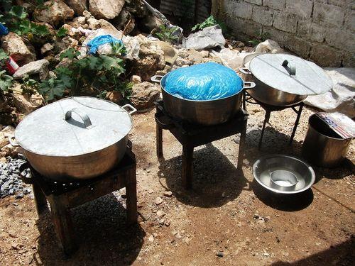 Oxfam Kitchen