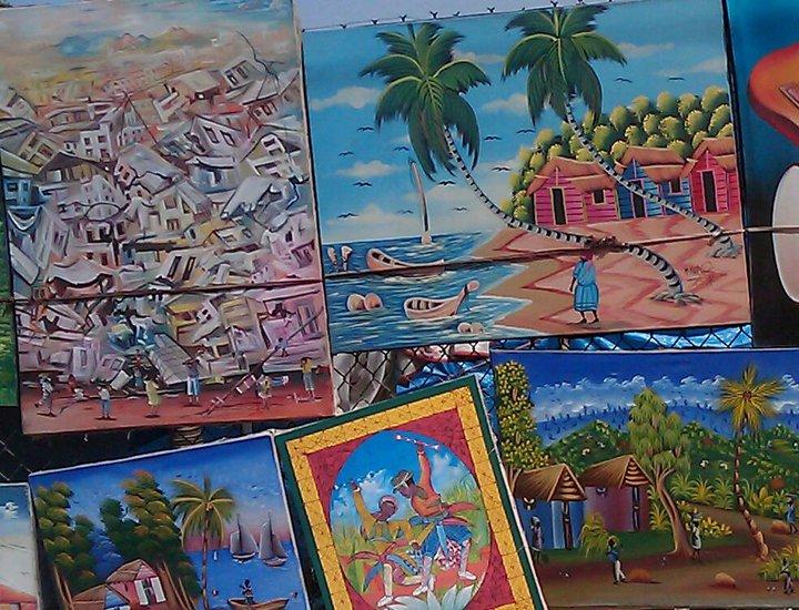 Haiti Paintings